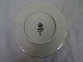 Porcelain Plate Eich Weimar - Germany