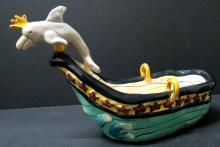 Ceramic Boat H-6