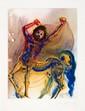 Salvador DALI (1904-1989) Le Centaure de Crête, de la série