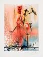 Salvador DALI (1904-1989) Le chevalier moyenâgeux, de la série