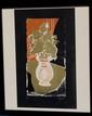Georges BRAQUE (1882-1963), d'après  Bouquet - Visage  Deux estampes en couleurs sur papier. Signé en bas à droite (planche)  30,5 x 26 cm