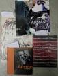 ARMAN  Lot de divers ouvrages : Arman photographe, Arman : La lecture à l'aeuvre ; Arman ou l'irréalité des choses par Tita Reut ; Arman : Au-delà de l'aeuvre, l'artiste
