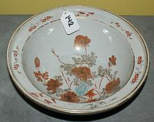 19th C Chinese porcelain bowl