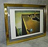 Salvador Dali lithograph signed and numbered 92/300 and