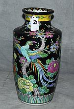 Japanese porcelain vase. H:11. 5