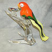 Venetian glass Bird