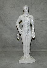 Phrenology statue. H:21