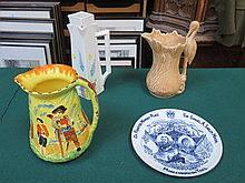 GEORGE V AND MARY 1911 CORONATION PLATE, SYLVAC JU