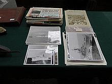ROYAL NAVY PUBLIC RELATIONS PHOTOGRAPHS, VARIOUS N