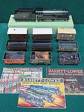 BASSETT-LOWKE LATE 1940s/EARLY 50s 0 GAUGE TRAIN C