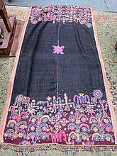 INDIAN/INDIAN STYLE HAND STITCHED FLOOR RUGS