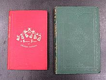 TWO VOLUMES BY CHARLES DICKENS