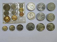 PARCEL OF COINAGE INCLUDING VARIOUS CROWNS