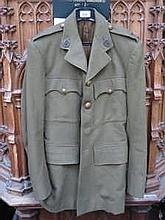 VINTAGE ROYAL CORPS OF SIGNALS MILITARY JACKET