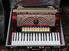 CASED HORCH PIANO ACCRDION