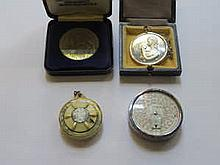 CASED COMMEMORATIVE COIN, BIO-RIT MEASURING INSTRUMENT, ETC.