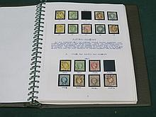 ALBUM OF MAINLY AUSTRALIAN POSTAGE STAMPS