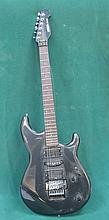 YAMAHA SE 150 ELECTRIC GUITAR SERIAL NUMBER MM26107, IN SOFT CASE