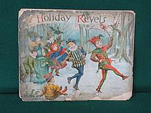 VICTORIAN STYLE CHILDRENS VOLUME- HOLIDAY REVELS