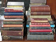 MIX LOT OF VOLUMES INCLUDING PICTURESQUE CHESHIRE, MILTON'S POETICAL WORKS,