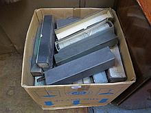 BOX CONTAINING LARGE QUANTITY OF PIANOLA ROLLS