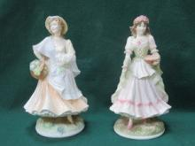 ROYAL WORCESTER LTD EDITION FIGURE - THE QUEEN OF