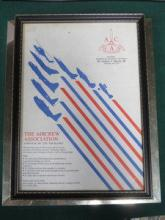 THE AIR CREW ASSOCIATION CERTIFICATE RELATING TO S
