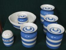 PARCEL OF T G GREEN CORNISH WARE