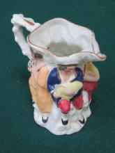 EARLY 19th CENTURY STAFFORDSHIRE HANDPAINTED FIGUR