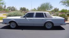1986 Lincoln Town Car