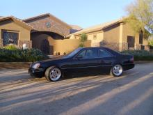 1995 Mercedes Benz S600 Coupe