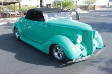 1936 Roadster (green)