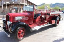 1934 GMC Firetruck