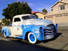 1952 Chevy Custom Truck