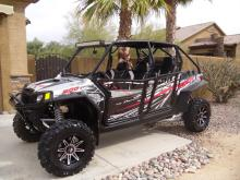 2012 Polaris Ranger RZR XP900