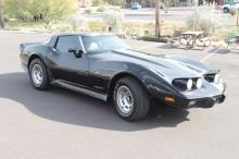 1979 Corvette Stingray  (Black)