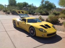 2008 Factory Five Racing  GTM Super Car