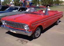 1964 Ford Falcon Furtura Convertible