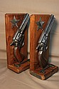 Pair of Replica Peacemaker Gun Bookends