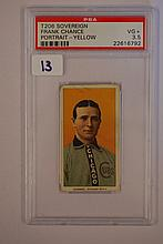 1909-1911 T206 Sovereign Frank Chance Portrait-3.5
