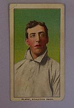 1909 Philadelphia Carmel (E95)- Eddie Plank (HOF)