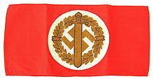 WWII GERMAN SA SPORTS ARMBAND