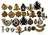 ASSORTMENT OF BRITISH BADGES