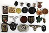 WWII GERMAN PARTY BADGE PIN TINNIE LOT