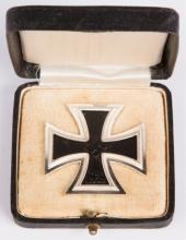 WWII GERMAN CASED IRON CROSS