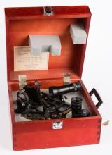 TAMAYA MODEL MS-833B SEXTANT WITH CASE