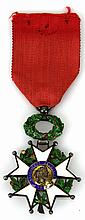 WWI FRENCH LEGION OF HONOUR MEDAL