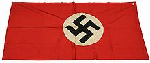 WWII LARGE GERMAN NSDAP BANNER