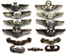 WWII US WINGS COLLECTION