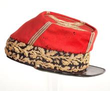 FRENCH 1852 PATTERN KEPI OF A DIVISION GENERAL